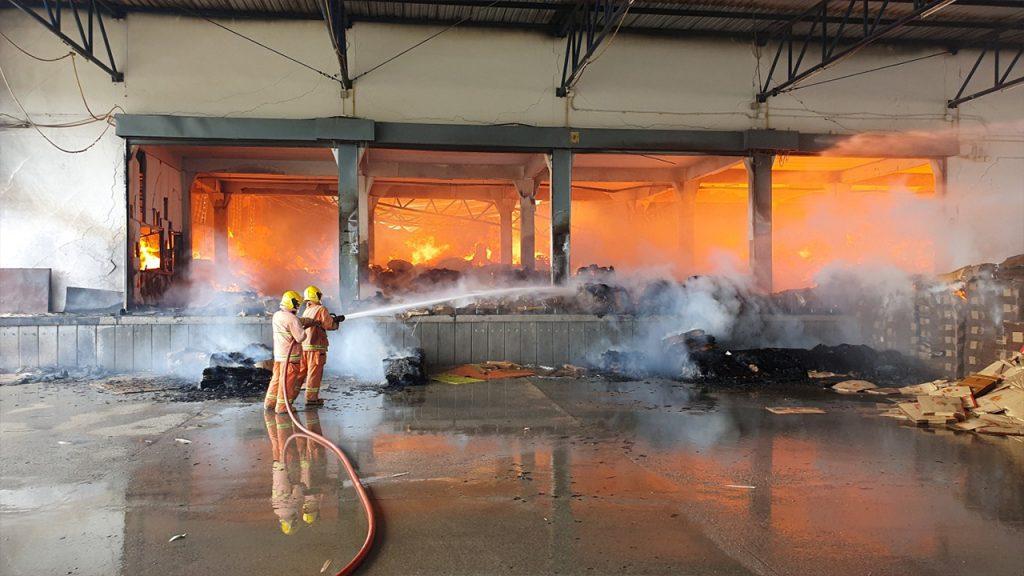 วิธีการป้องกันไฟไหม้โรงงาน ที่ควรรู้ก่อนเริ่มเช่า